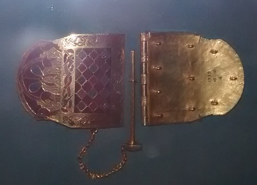 Sutton Hoo treasures at British Museum June 16 (5)