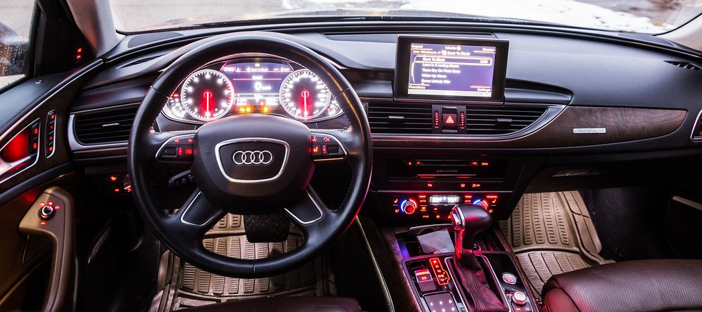 Audi A6 C7 Interior Adam Flickr