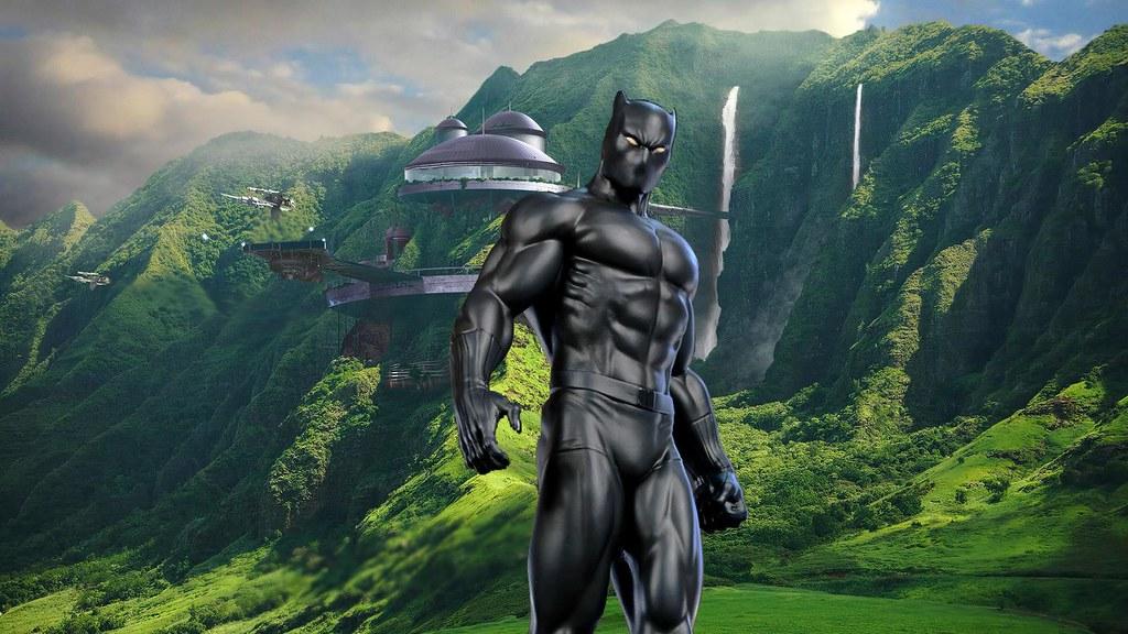 2017 Black Panther Desktop Background HD Wallpaper - Styli ...
