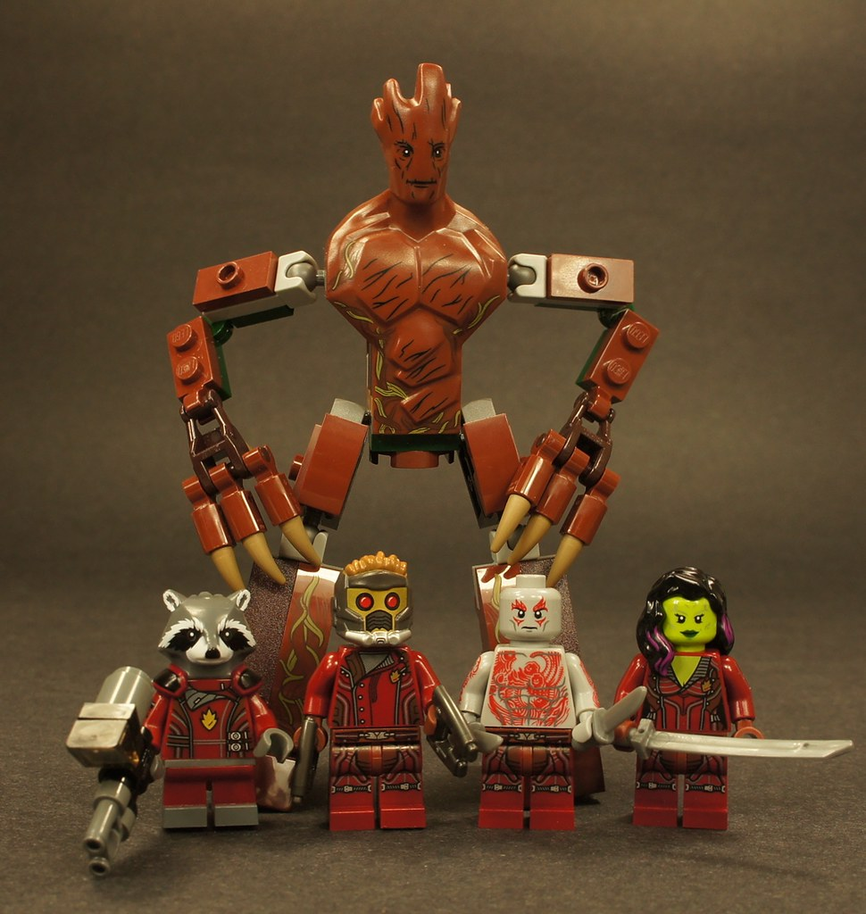 Lego marvel super heroes rocket raccoon toys r us poly bag for Cuisinette toys r us