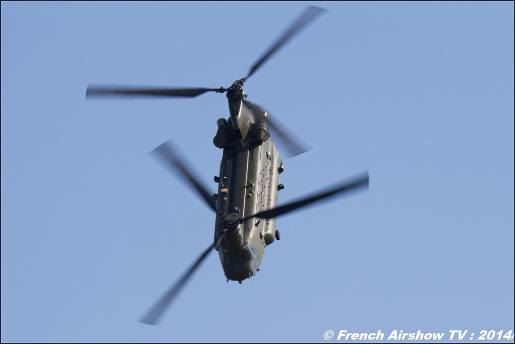 Boeing CH-47 Chinook , RIAT , Fairford , Royal International Air Tattoo 2014 , Meeting Aerien Air Tattoo , Meeting Aerien 2014