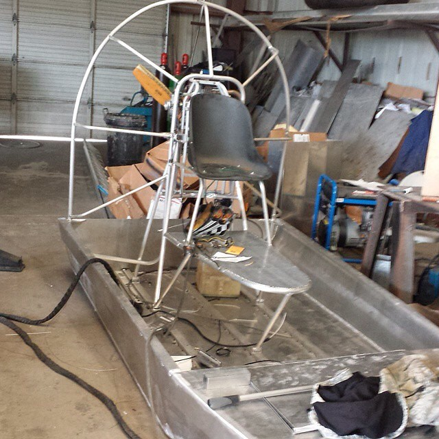 Photo by and go follow ronnie6oh new build a mini ai for How to build an airboat motor