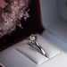 Wedding ring at wedding