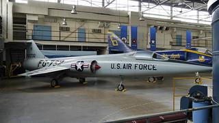 F-104A Starfighter & A-4A