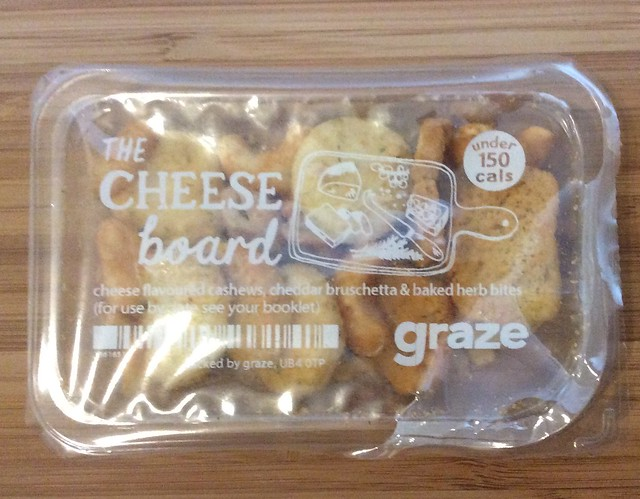 Graze Cheese Board box