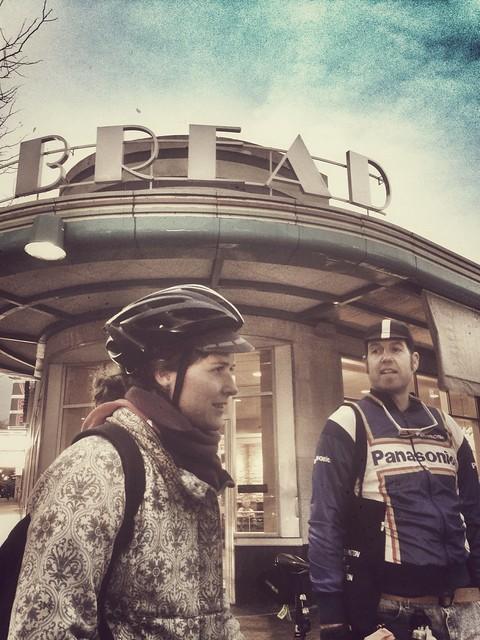Nelle and Pete from WABA #snapseed