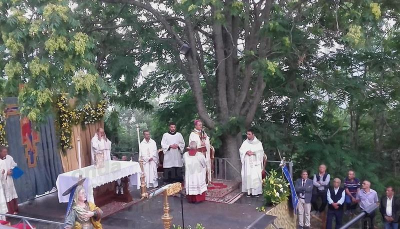 A Monte San Giacomo Istituito Il Santuario Diocesano