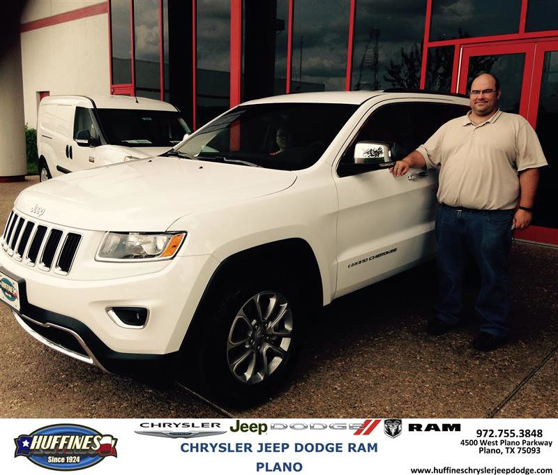 Huffines Dodge Plano >> #HappyAnniversary to Randy and your 2015 #Jeep #Cherokee f… | Flickr