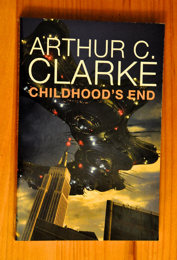 Image result for childhood's end arthur c. clarke