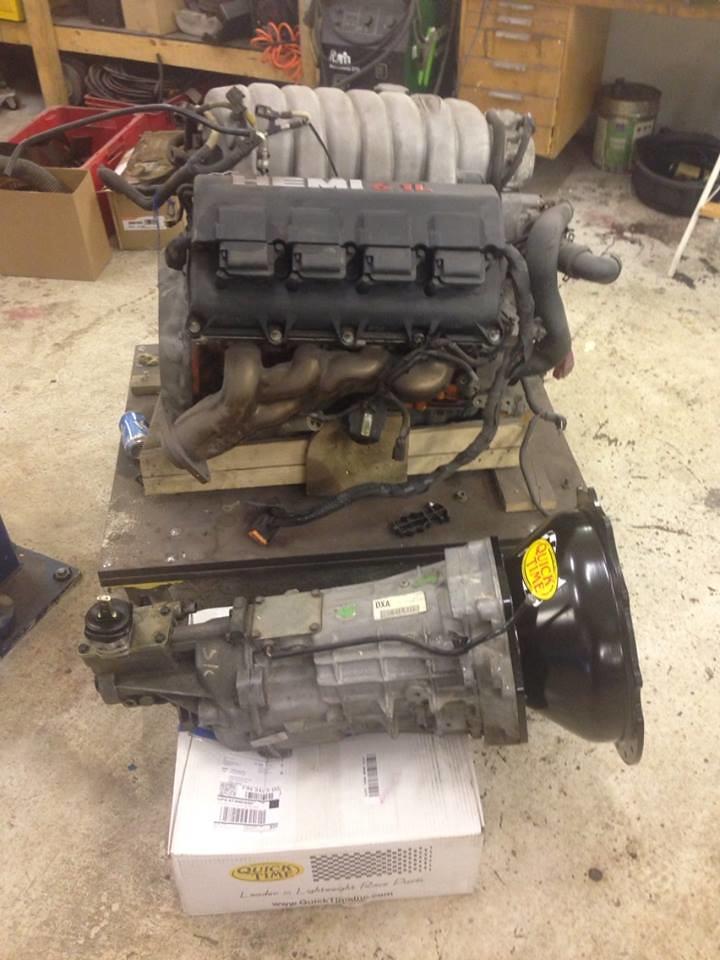"MikkoV garage:  Charger SRT8 -70,  Manta A 2800S, Camaro RS -70 ""drift"", W212, Pontiac Tempest jne. 15541658284_906ce94ef8_b"