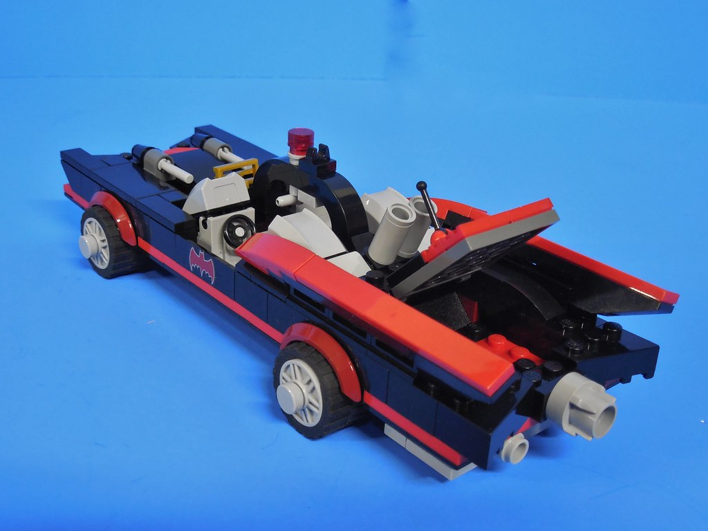 lego batman 3 batmobile - photo #14