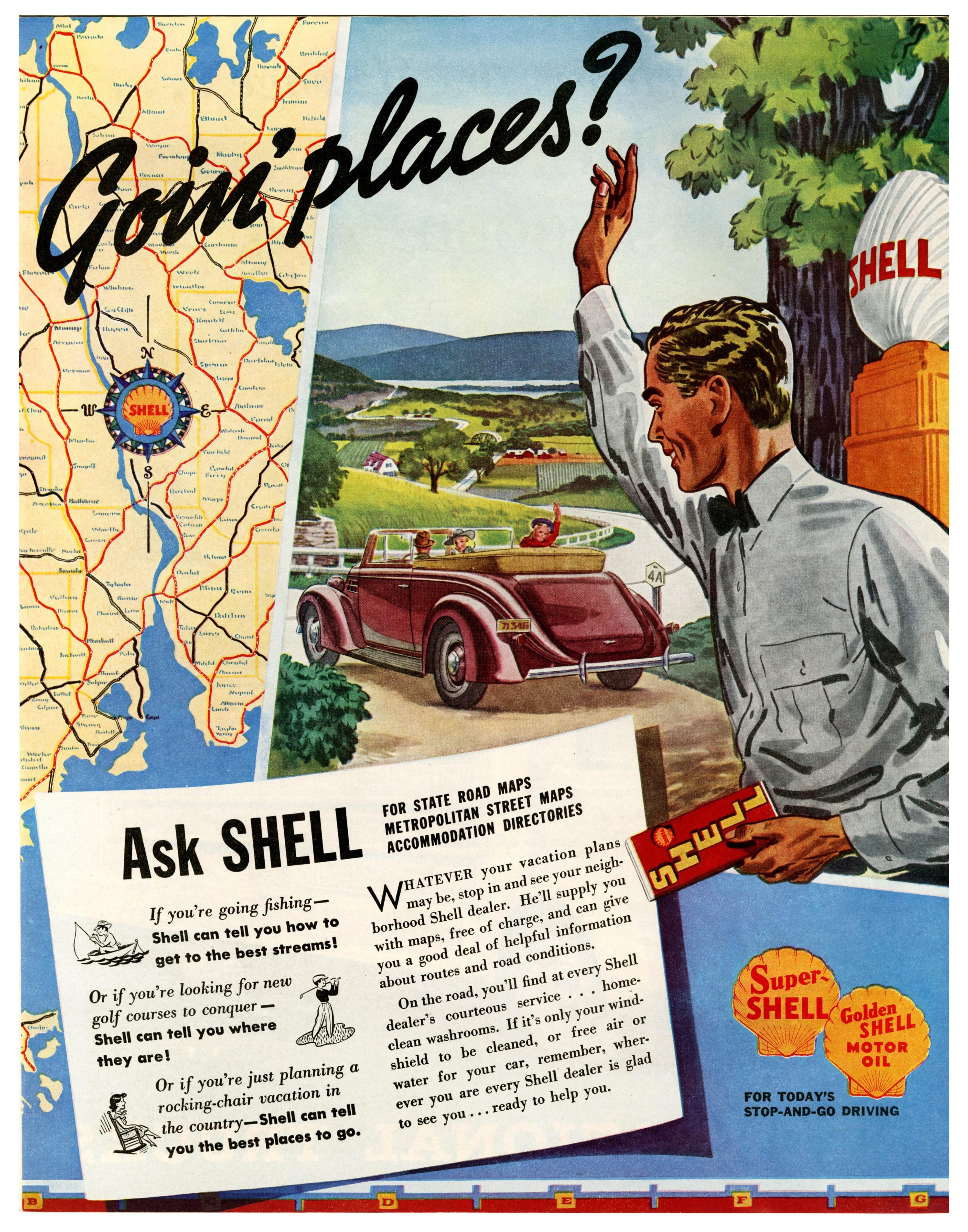 Shell - 1938