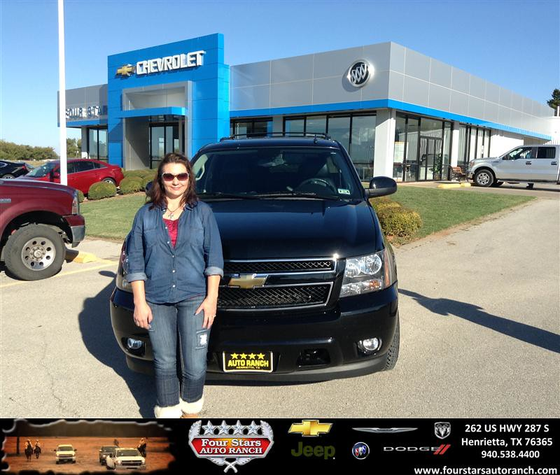Four Stars Auto Ranch >> #HappyAnniversary to Lisa Vaughn on your 2005 #Ford #Super… | Flickr
