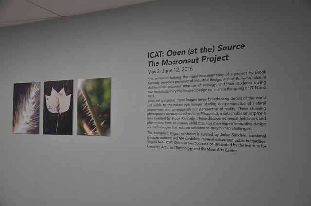 ICAT: Open (at the) Source: The Macronaut Project