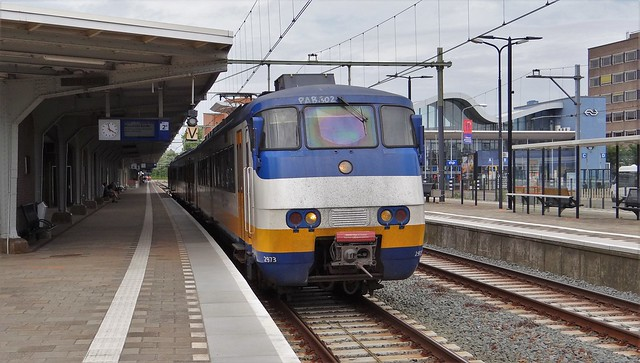 Station Sittard NS SGMm III 2973