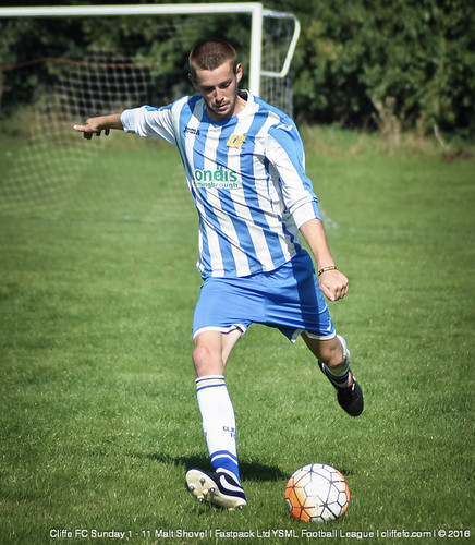 Cliffe FC Sunday 1 - 11 Malt Shovel