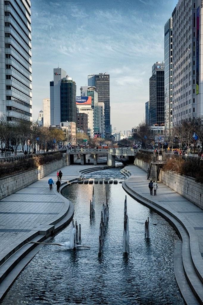 Rieka Cheonggyecheon