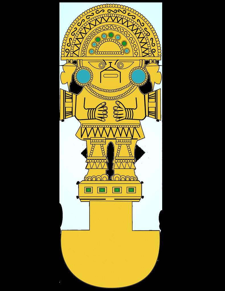 Cuchillo Tumi De Oro De Illimo Melhky Enriquez Flickr