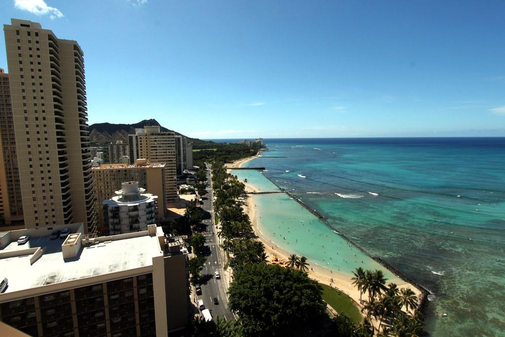 Hyatt Waikiki Resort And Spa
