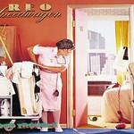 "REO SPEEDWAGON GOOD TROUBLE 12"" LP VINYL"