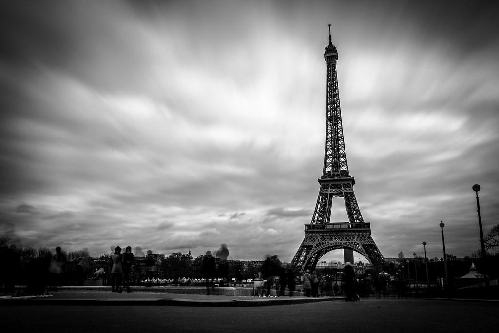 il fait gris sur paris aujourd 39 hui tomabenz flickr. Black Bedroom Furniture Sets. Home Design Ideas