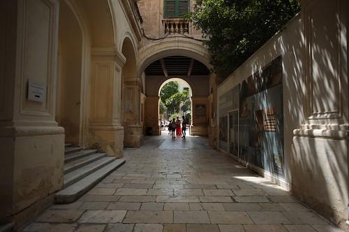 La Valletta: palazzo del Gran Maestro