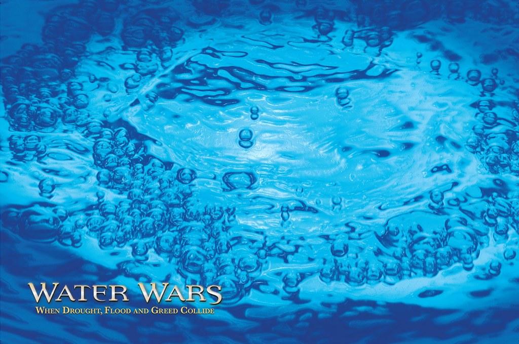 《水的戰爭》劇照。圖片來源:輝洪開發股份有限公司。