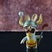 "Crazy Rabbit ""Viking"""