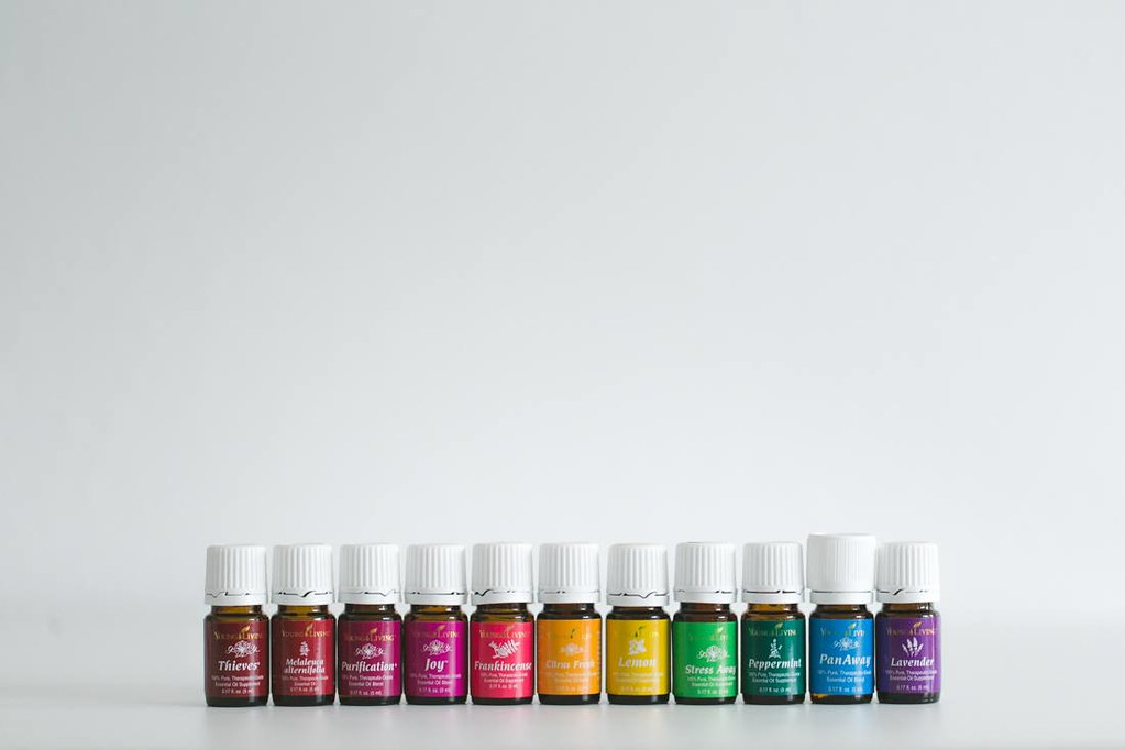 Essential Oils For Natural Health