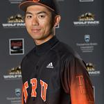 Yutaro Takasaki, WolfPack Baseball