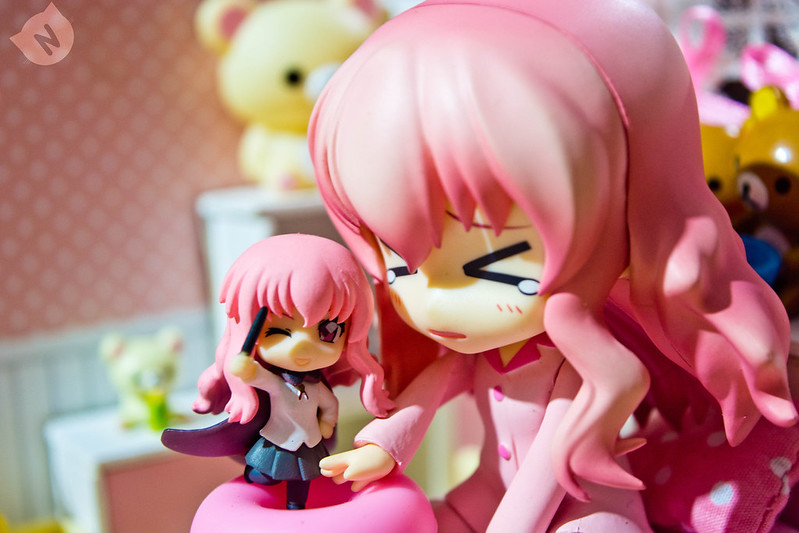 Oh Louise-chan, don't cry!!!