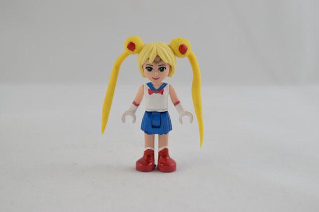 Custom LEGO Friends - Sailor Moon | Flickr - Photo Sharing!