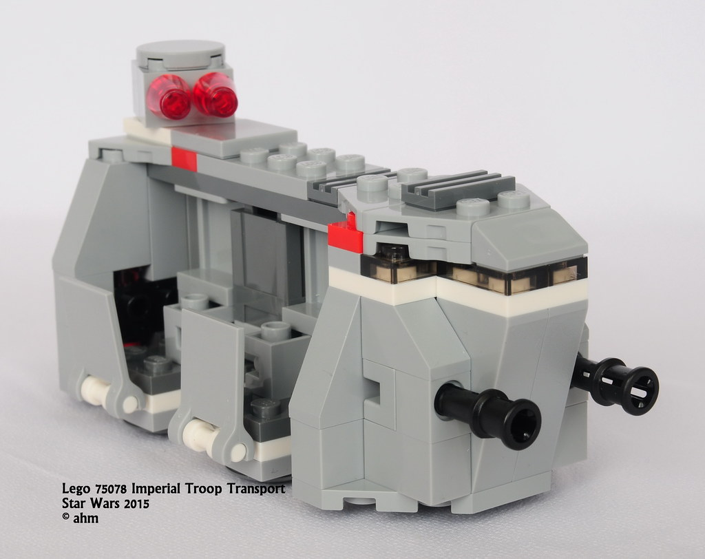 Star Wars Lego 75078 Imperial Troop Transport | Star Wars Le ...