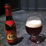 Leffe Ruby (5% de alcohol) [Nº 161]