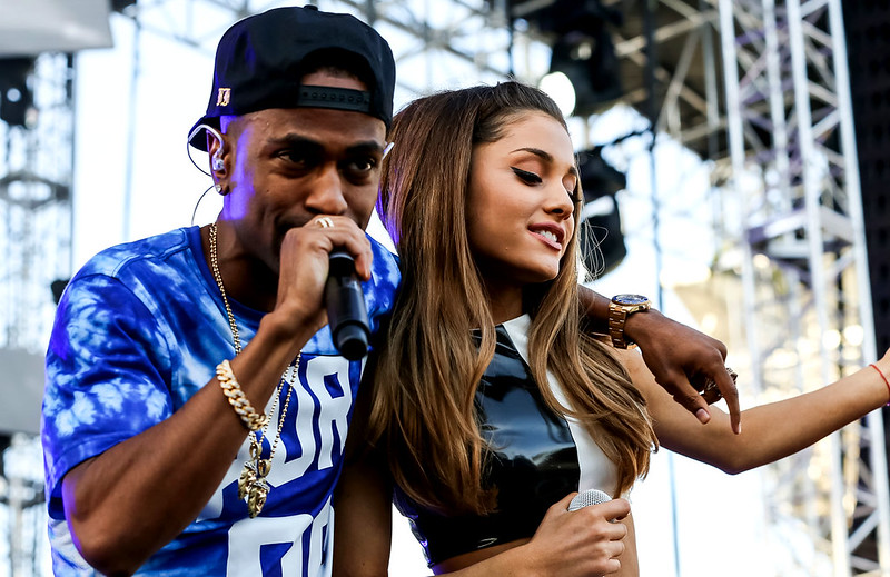 Ariana Grande and Big Sean, Image source:https://www.flickr.com/photos/127042980@N07/16017574377