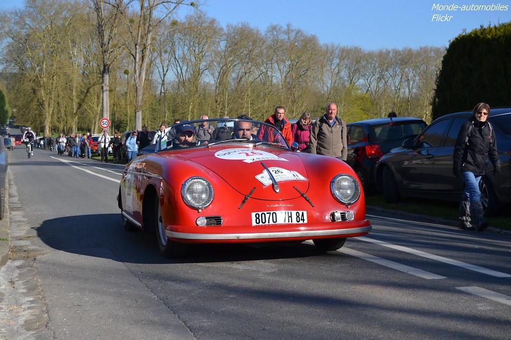 Porsche 356 A 1600 Speedster 1958