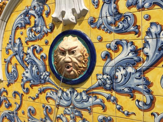 Fuente de los Jardines del Prado en Talavera de la Reina