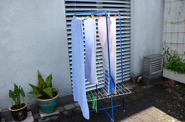 Drying towels 26.06.2016