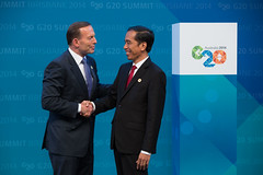 G20 Leaders' Summit arrivals