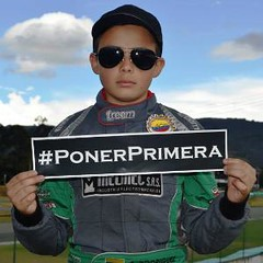 Piloto colombiano Chevy Rodríguez campeón del Fall Championship