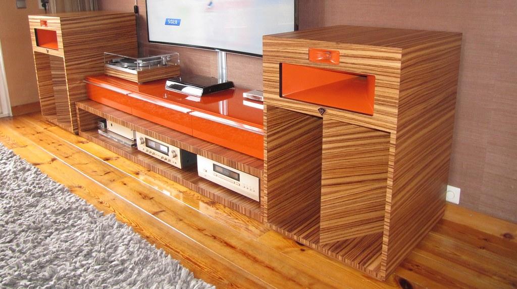 klipsch lascala with critesspeakers crossover beautiful. Black Bedroom Furniture Sets. Home Design Ideas