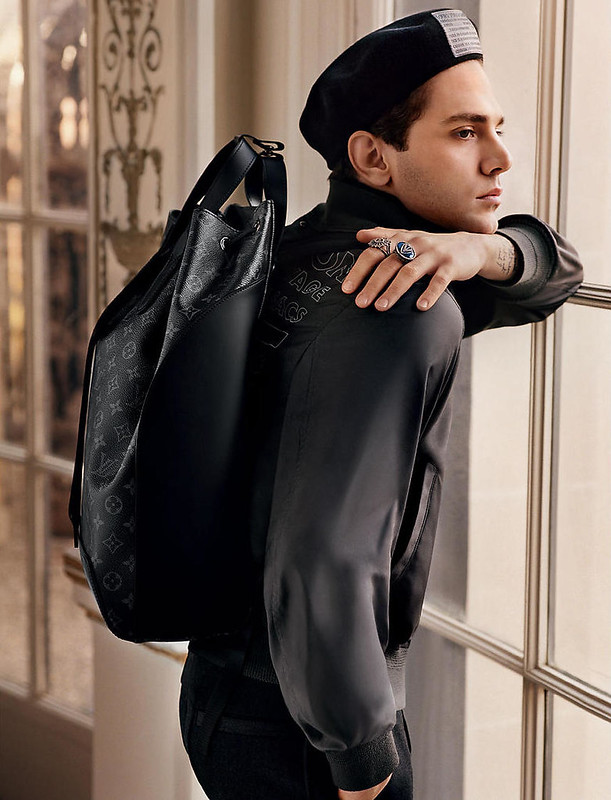 Xavier Dolan for Louis Vuitton