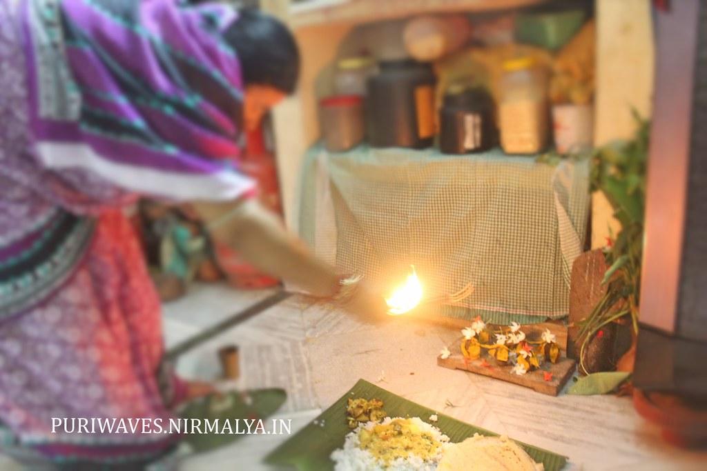 Sathi Budhi Bratta – Sathi Puja