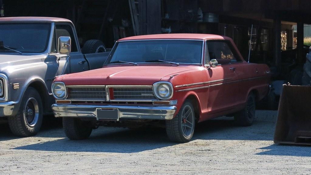 1964 Acadian Canso 2 Door Hardtop Gm Of Canada Custom