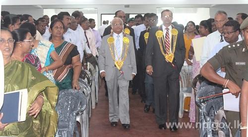 Awareness Workshop on Bribery and Corruption in Northern Province held in Jaffna - 24 November 2014