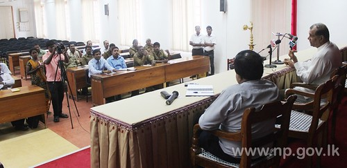 Discussion on Dengue Control Programme - 15 December 2014