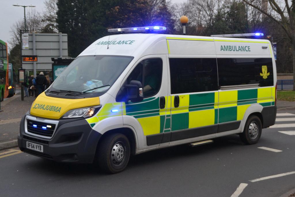 Amvale Ambulance Service Brand New Facelift Peugeot Boxer       Flickr