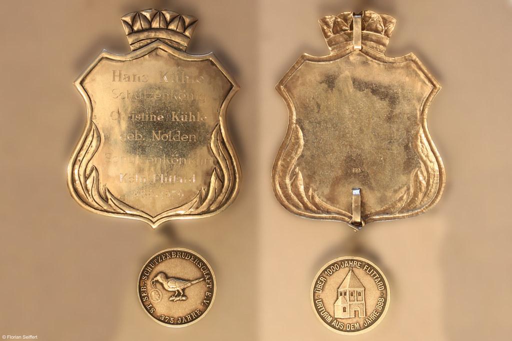 Koenigsschild Flittard von kuehle hans aus dem Jahr 1969