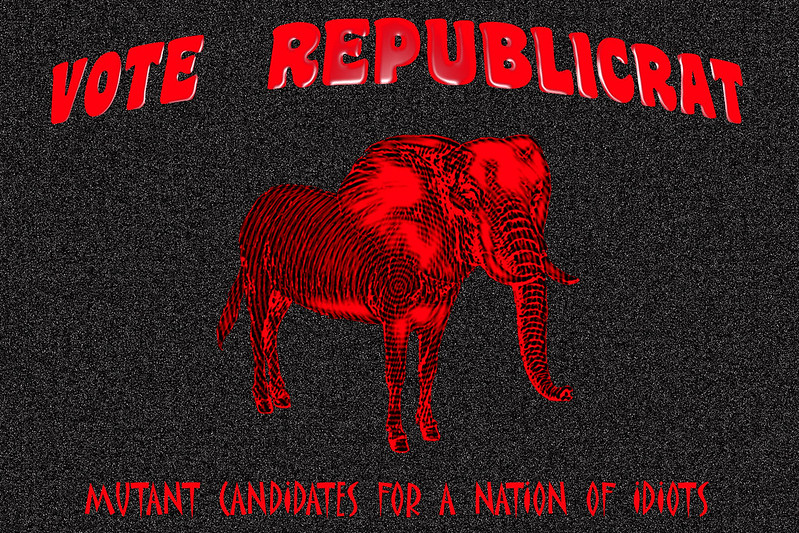 Every Idiot Should Cast One Vote For Each Mutant Candidate