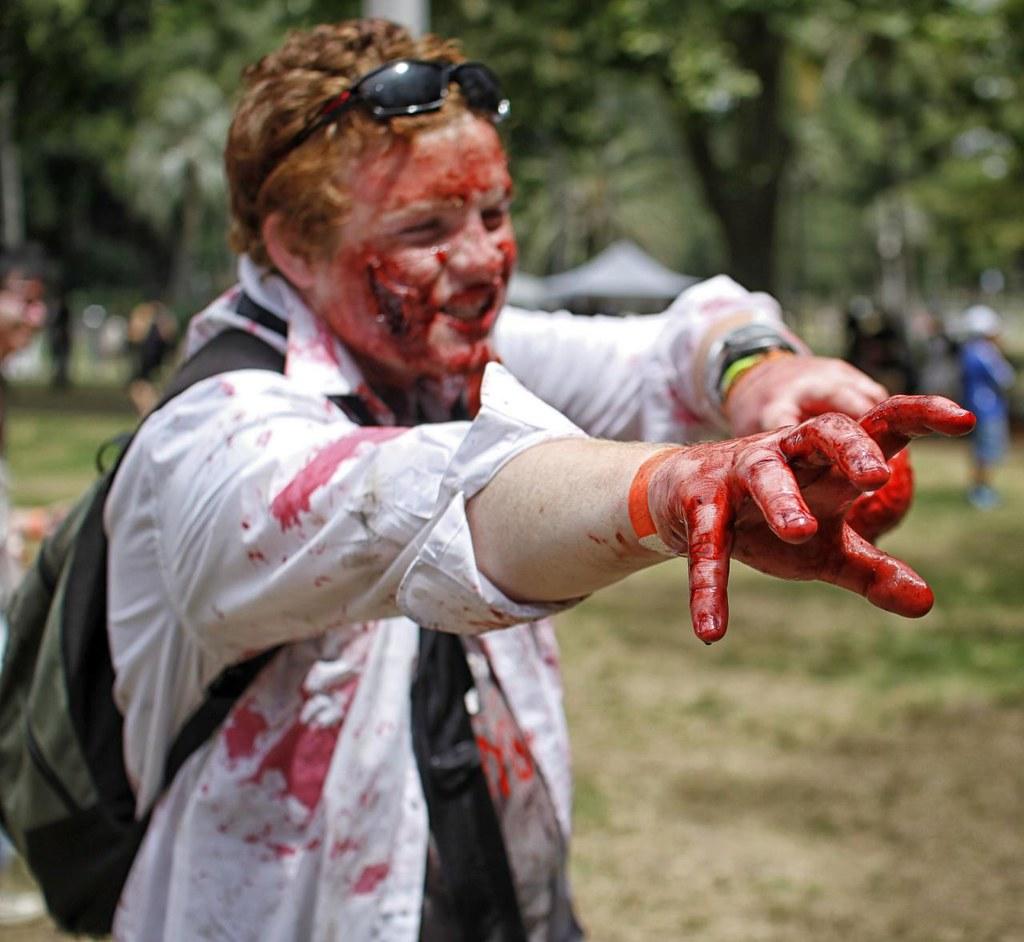 zombie walk sydney 2014 1040 - photo#3